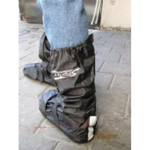 Motorcycle waterproof shoe cover